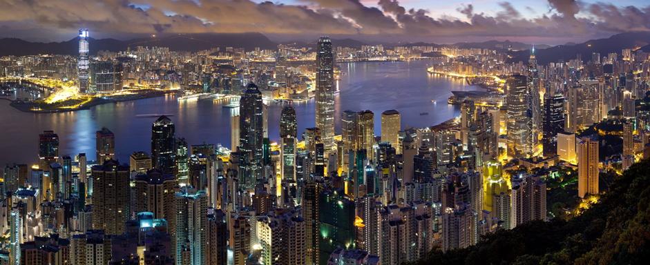 Hong Kong business setup